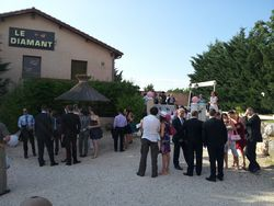 diamant rception - Reception Mariage Isere